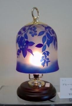 ブルーベリー:ランプ